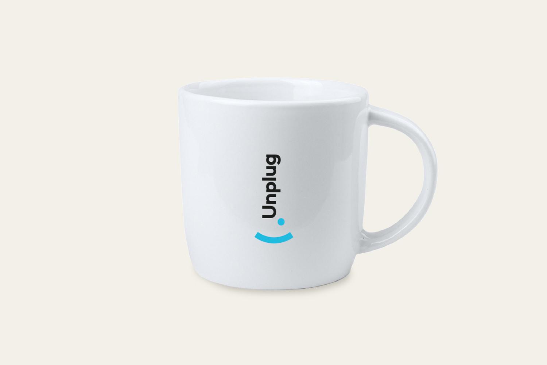 disseny merchandising tassa main memory